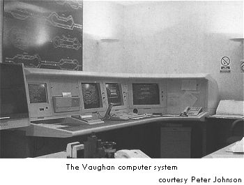 Vaughan Computer system